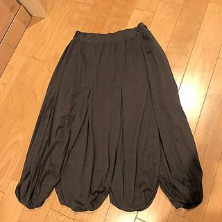 メルシーボークー(mercibeaucoup)のメルシーボークー☆てろてん スカート(ひざ丈スカート)