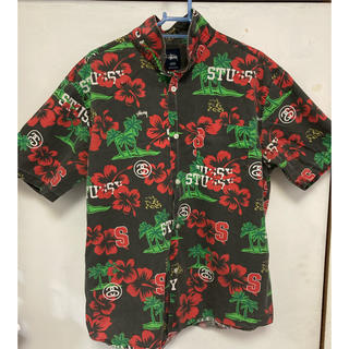 STUSSY - stussy ステューシー シャツ アロハシャツ