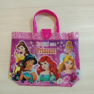 ディズニー(Disney)の新品 プリンセス プールバック ビニールバック(レッスンバッグ)