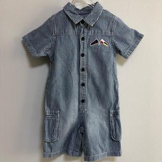 ベビーギャップ(babyGAP)のベビーギャップ  デニムロンパース(Tシャツ/カットソー)