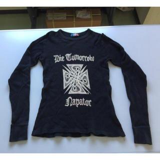 ナパトール(NAPATOR)のNAPATORロングTシャツ(Tシャツ/カットソー(七分/長袖))