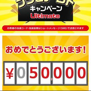 BRAVIA - ソニー ブラビア ロト 5万円