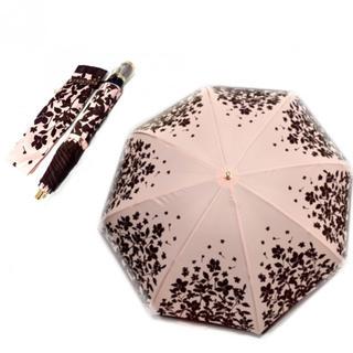 アンテプリマ(ANTEPRIMA)の新品 ピンク 花柄 アンテプリマ 雨傘 折りたたみ傘(傘)