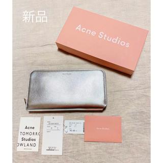 アクネ(ACNE)の新品タグ付定価5万円!Acne Studios×TOMMROWLAND 長財布(財布)
