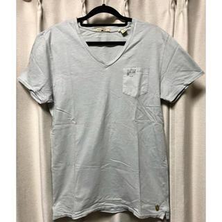 スコッチアンドソーダ(SCOTCH & SODA)のscotch&soda Vネック Tシャツ(Tシャツ/カットソー(半袖/袖なし))