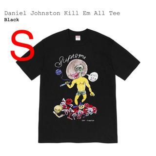 シュプリーム(Supreme)のsupreme dainel johnston kill em all tee (Tシャツ/カットソー(半袖/袖なし))