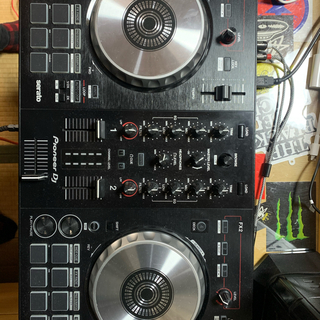 パイオニア(Pioneer)のDDJ-SB3 pioneer(DJコントローラー)