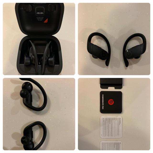 Apple(アップル)のPower Beats Pro スマホ/家電/カメラのオーディオ機器(ヘッドフォン/イヤフォン)の商品写真