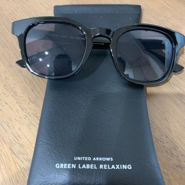 UNITED ARROWS(ユナイテッドアローズ)のUNITED ARROWS GREEN LABEL RELAXING サングラス メンズのファッション小物(サングラス/メガネ)の商品写真