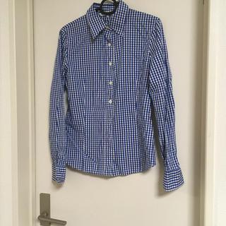 イブルース(IBLUES)のイブルース ギンガムチェックシャツ(シャツ/ブラウス(長袖/七分))