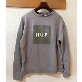 ハフ(HUF)のHUF トレーナー(スウェット)