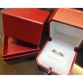 カルティエ(Cartier)のCartier 指輪【専用箱付き】(リング(指輪))