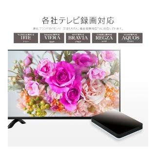 ✨新品✨外付けHDD 1tb ポータブル テレビ録画 外付けハードディスク(その他)
