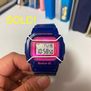 ベビージー(Baby-G)のCASIO BABY-G (G-SHOCK)(腕時計)