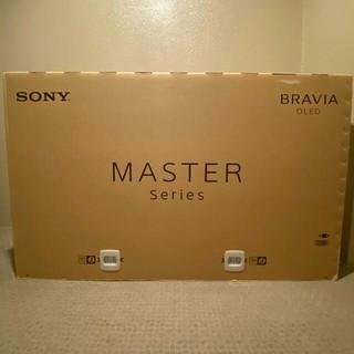 SONY - ✩.*新品 ソニー 55型 有機ELテレビ KJ-55A9G ブラビアロト 対象