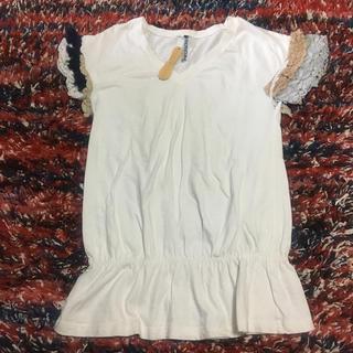 アチャチュムムチャチャ(AHCAHCUM.muchacha)の新品 あちゃちゅむムチャチャロングTシャツ(Tシャツ(半袖/袖なし))