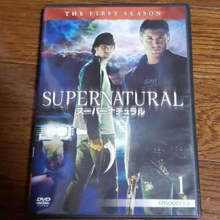 SUPERNATURAL スーパーナチュラル ファースト・シーズン Vol.1(TVドラマ)