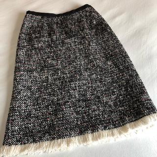 エムケーミッシェルクラン(MK MICHEL KLEIN)のMICHEL KLEIN  タイトスカート(ひざ丈スカート)