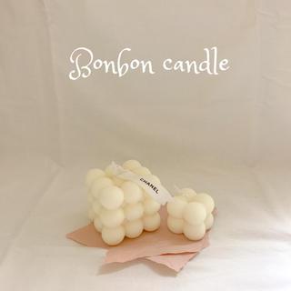 ディーホリック(dholic)のボンボンキャンドル Bonbon candle CHANEL インテリア(アロマ/キャンドル)