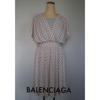 バレンシアガ(Balenciaga)のバレンシアガワンピース(ひざ丈ワンピース)