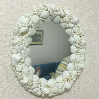 Francfranc - francfranc×KEITA MARUYAMA☆シェルミラー☆鏡