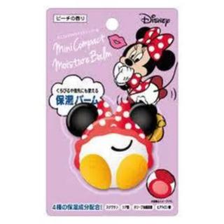 ディズニー(Disney)の【新品未使用】ミニーマウス 保湿バーム(リップケア/リップクリーム)