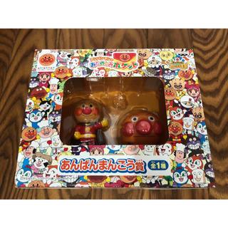 バンダイ(BANDAI)のあんぱんまん アンパンマンミュージアム 限定 フィギュア 人形 新品同様(ぬいぐるみ/人形)