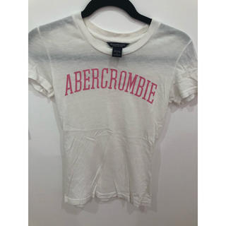 アバクロンビーアンドフィッチ(Abercrombie&Fitch)のアバクロンビー&フィッチ アバクロ Tシャツ  S レディース キッズ(Tシャツ(半袖/袖なし))