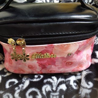MA*RS♡薔薇バニティバッグ