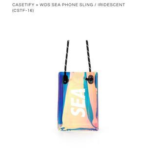 WIND AND SEA CASETIFY PHONE SLING(その他)