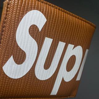 シュプリーム(Supreme)のsupreme(折り財布)