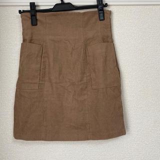 エモダ(EMODA)のコーデュロイスカート(ミニスカート)