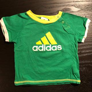 アディダス(adidas)のadidas キッズTシャツ  80cm(Tシャツ)
