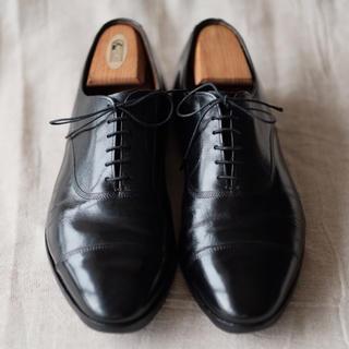 アレンエドモンズ(Allen Edmonds)のアレンエドモンズ パークアベニュー 10E 28cm 黒 ストレートチップ(ドレス/ビジネス)