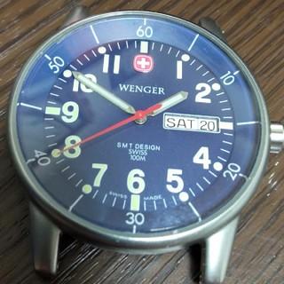 ウェンガー(Wenger)のウェンガー 電池切れジャンク(腕時計(アナログ))