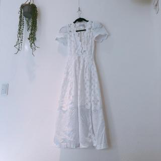 アリスマッコール(alice McCALL)のタグ付きアリスマッコールday break dressワンピース ♥︎(ロングワンピース/マキシワンピース)