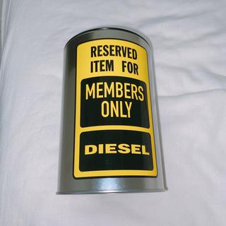 ディーゼル(DIESEL)のDIESEL 未発売 ソックス 靴下 海外限定 限定 缶 ボックス 新品未使用(ソックス)