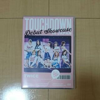 "TWICE DEBUT SHOWCASE""Touchdown in JAPAN""(ミュージック)"