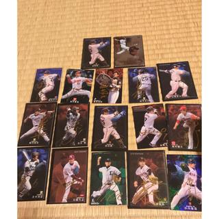 カルビー(カルビー)のプロ野球チップスサイン入りカード+セパリーグ選手100枚入りレアカード(記念品/関連グッズ)