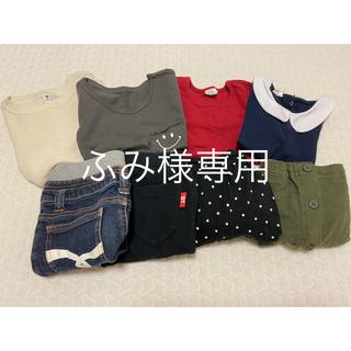 ブランシェス(Branshes)の女の子100サイズ夏服まとめ売り(その他)