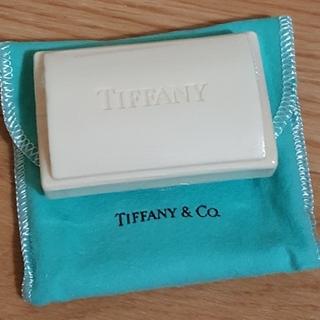ティファニー(Tiffany & Co.)のティファニー ソープ ペニンシュラホテル アメニティTIFFANY(香水(女性用))