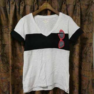 ケイトスペードニューヨーク(kate spade new york)のkate spade ケイトスペード Tシャツ(Tシャツ(半袖/袖なし))