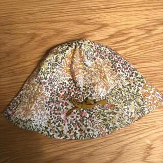 Bonpoint - 美品 ボンポワン  リバティ 帽子  サイズ1