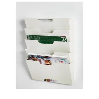 イケア(IKEA)の新品未使用⭐︎ IKEA(イケア) KVISSLEウォール 書類ラック(棚/ラック/タンス)