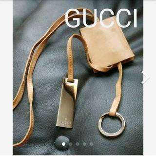 グッチ(Gucci)の大幅値下げ・GUCCI・プレートチャーム(チャーム)