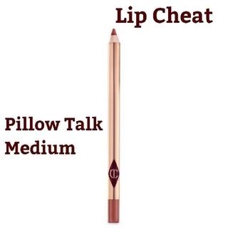 セフォラ(Sephora)の☆ねむ様専用【Pillow Talk Medium】Lip Cheat☆(リップライナー)