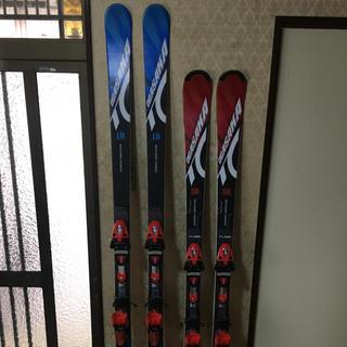 オガサカ(OGASAKA)のオガサカ スキー板 技術選 TC  2本セット(板)