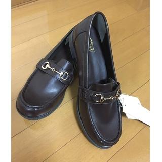 シマムラ(しまむら)のプチプラあや  プチビットローファー  (ローファー/革靴)
