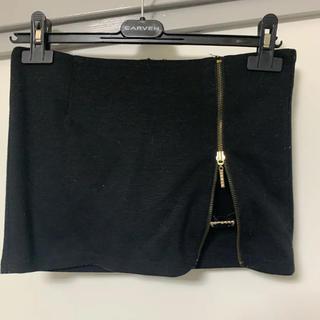 マーズ(MA*RS)のマーズ MARS スカート ベルト 黒 ブラック S ガーター セクシー ミニ(ミニスカート)