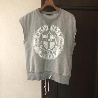 アトウ(ato)のatoのカットソーです(Tシャツ/カットソー(半袖/袖なし))